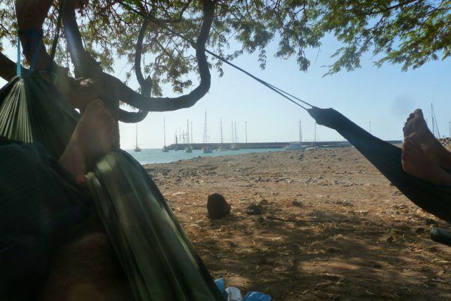 Auf der Insel Sal