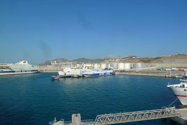 Hafen Tanger Med